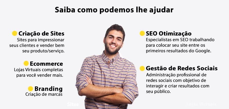 Agência de Marketing Digital Florianópolis Criação de Sites SEO Loja Virtual