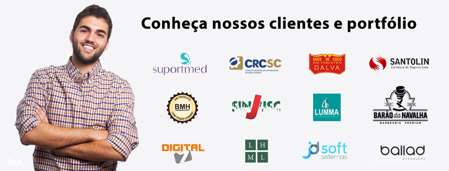 Porfolio de Sites em Florianópolis e Agência de Marketing Digital
