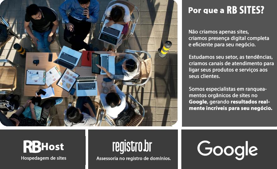 Criação e desenvolvimento de web sites Florianopolis