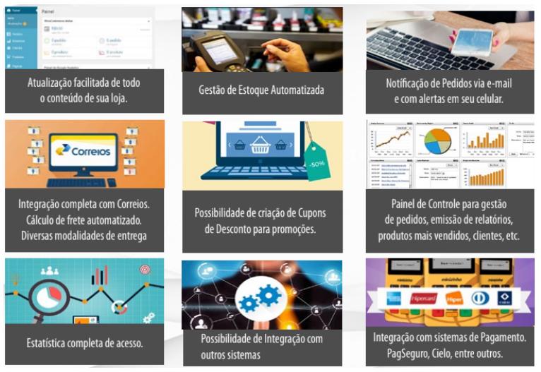 E-commerce Florianópolis Loja Virtual