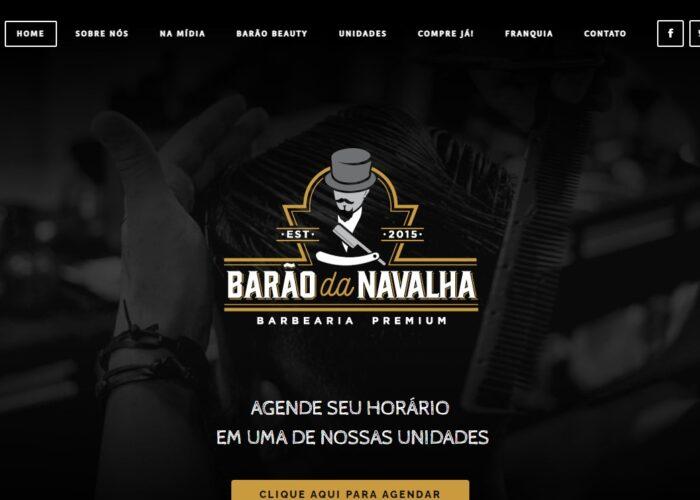 Barão da Navalha Site