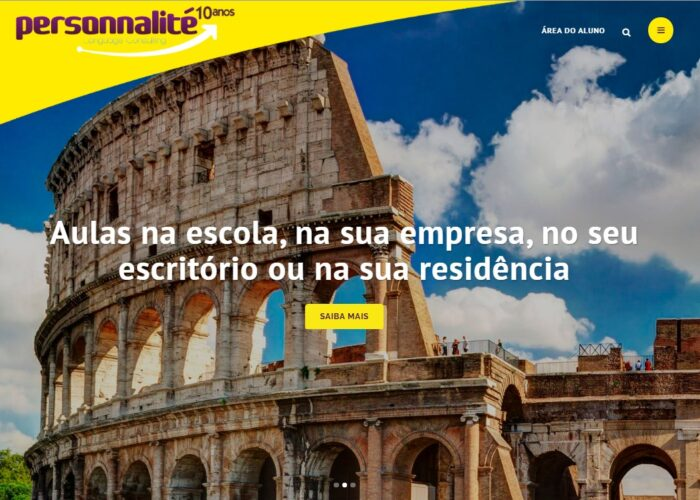 Personnalité Idiomas Site
